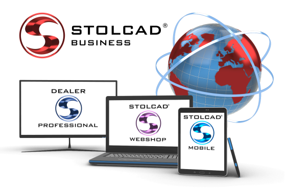 Stolcad Business - unlimited sales range
